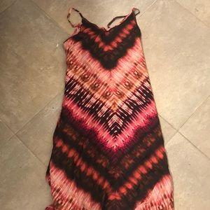 PRANA Long Flowy dress